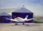 At the Hangar 6x8