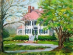 Palo Alto Plantation House 9x12
