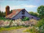 Morrison Plantation Barn 12x16